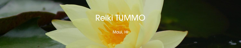 Reiki TUMMO Maui